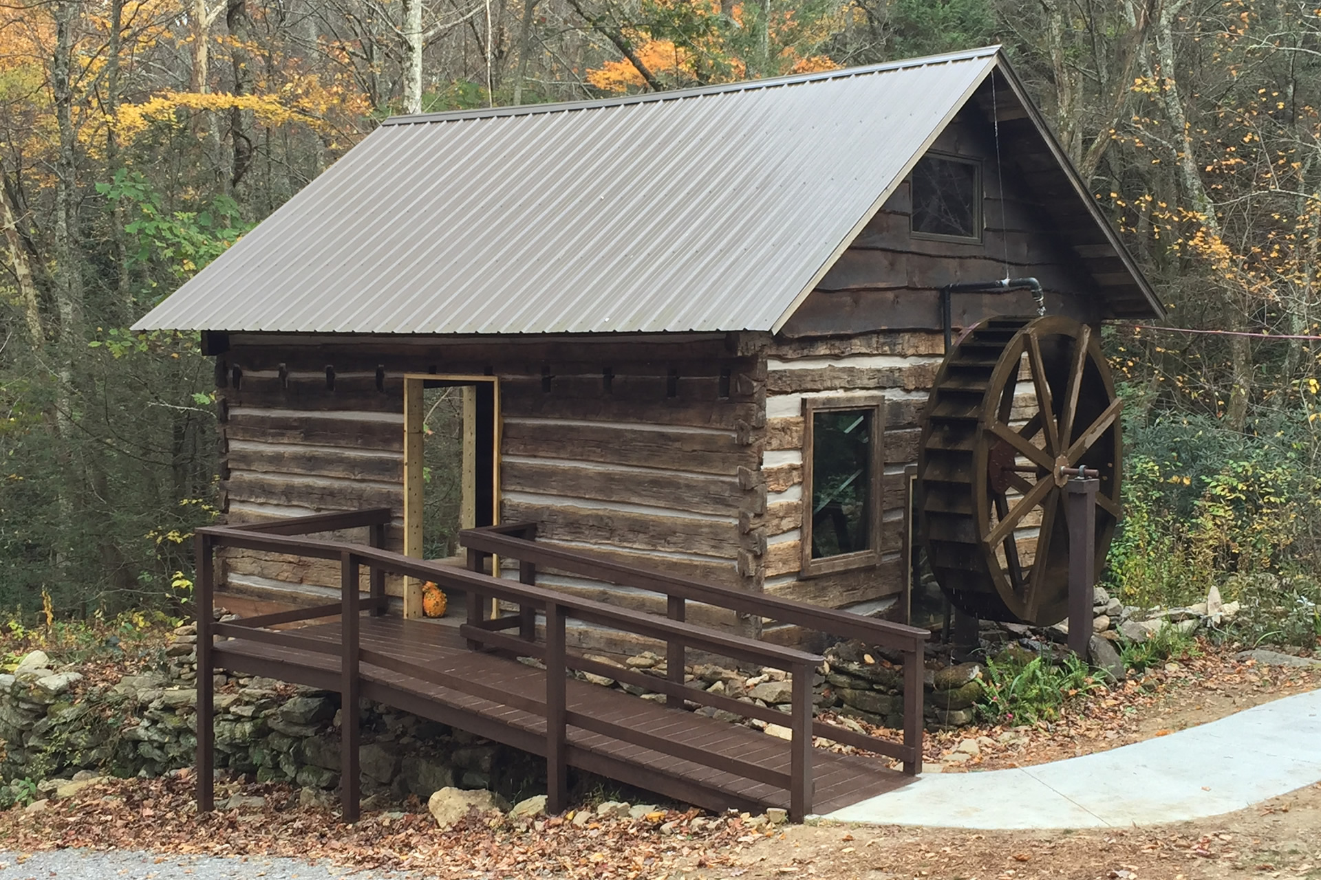 Gristmill Hickory Nut Forest