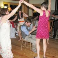 More wedding dancing