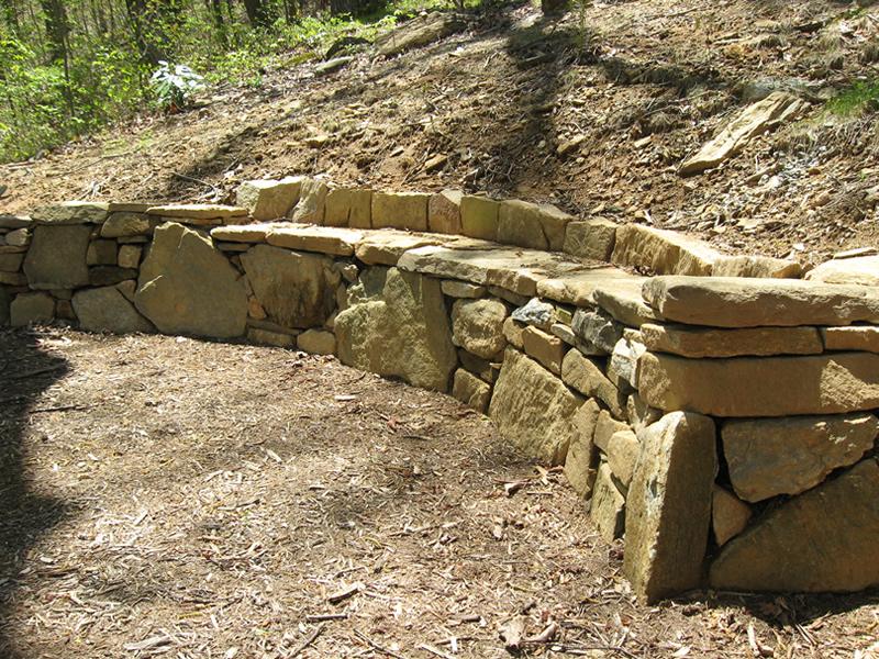 Stone-Work and Landscaping