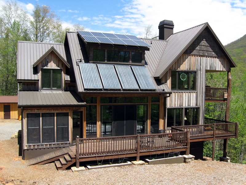 ... Radiant Floor Heating And Passive Solar Design ...