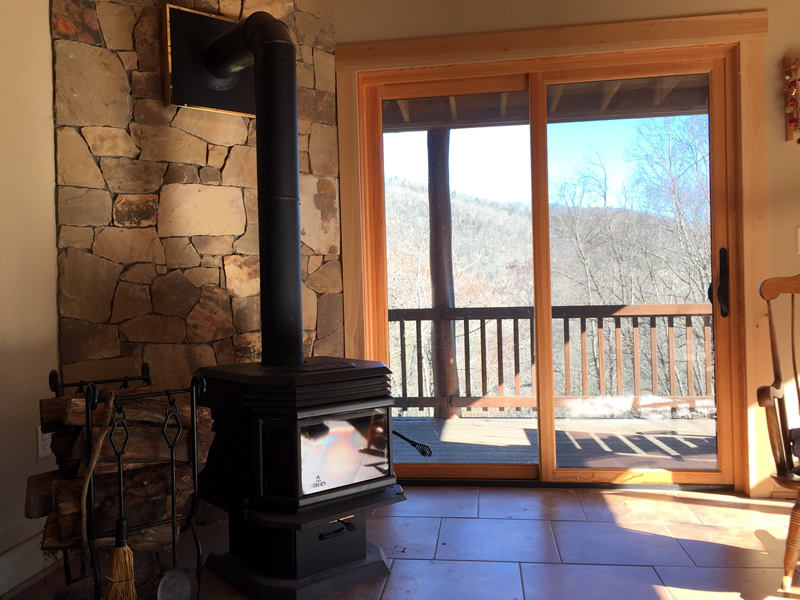 Woodstove Backup Heating