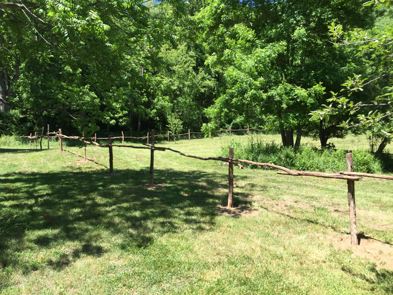 orchard new trail fence 3